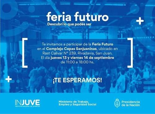 Valle Fertil Presente En La Feria Futuro